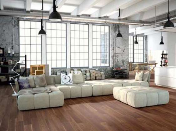 nu baumparkett dunkel und edel gesundbaumarkt m nchen. Black Bedroom Furniture Sets. Home Design Ideas